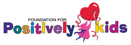 Foundation for Positively Kids logo.